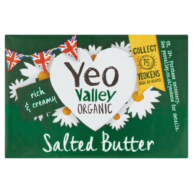 Yeo Valley Organic Butter