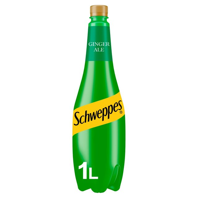 Schweppes Canada Dry Ginger Ale