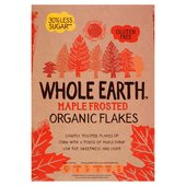 Whole Earth Organic Maple Frosted Corn Flakes