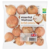 Onions essential Waitrose