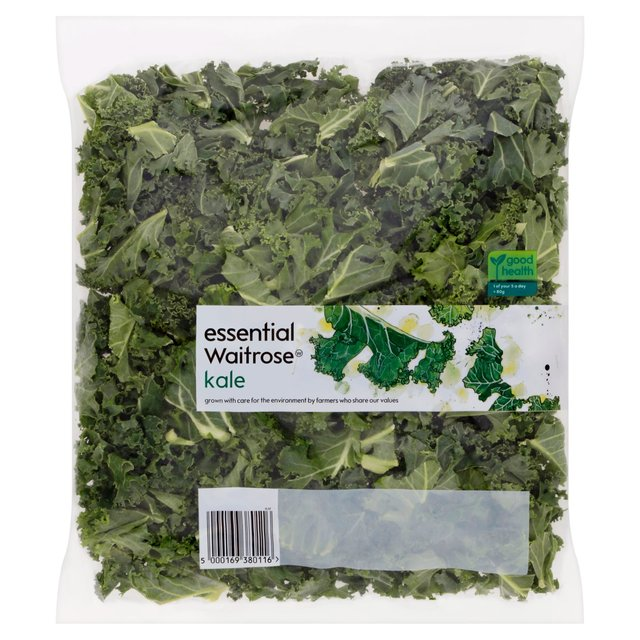 Essential Waitrose Curly Kale