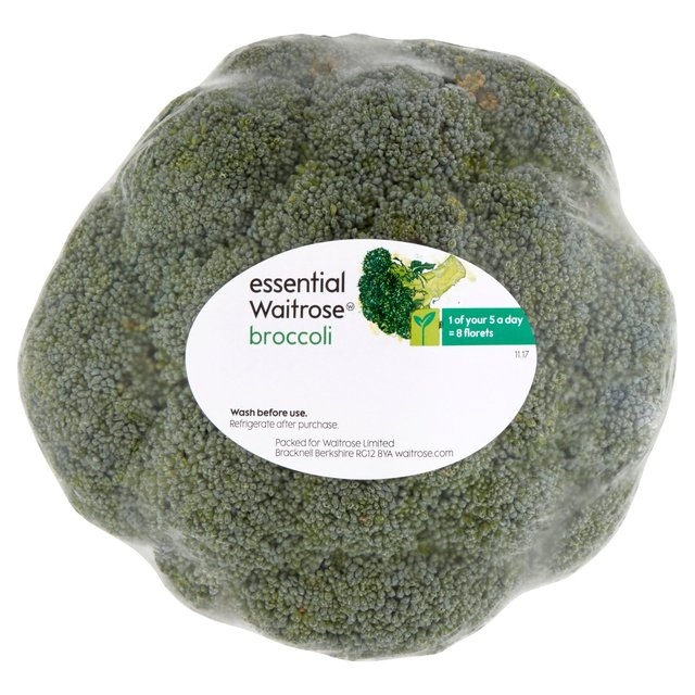 Essential Waitrose Broccoli