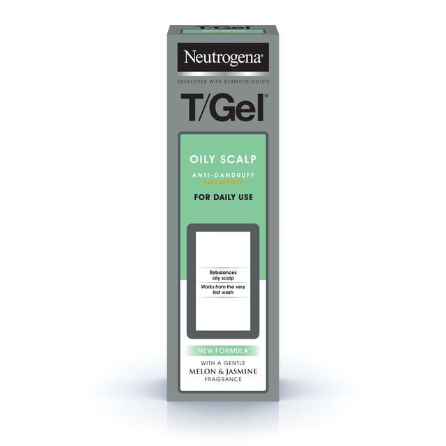 Neutrogena T Gel Shampoo For Greasy Hair
