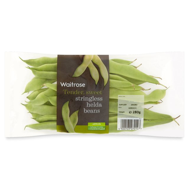 Waitrose Helda Beans Stringless