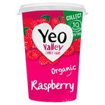 Yeo Valley Organic Raspberry Yogurt