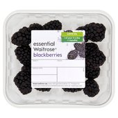 Blackberries essential Waitrose