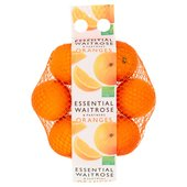 Essential Waitrose Medium Oranges