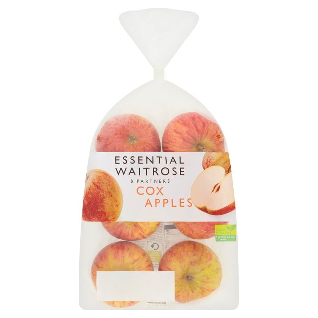 Essential British Cox Apples Waitrose