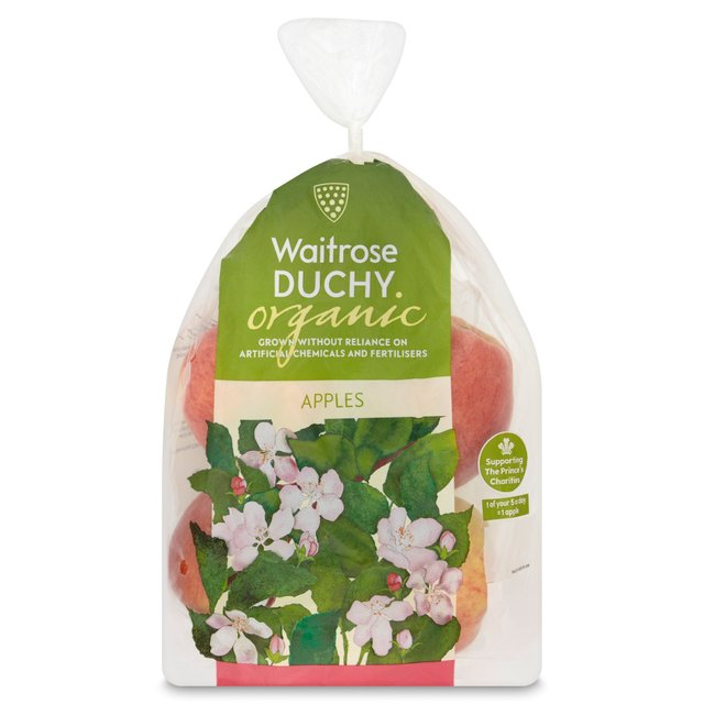 Duchy Waitrose Organic British Apples min