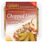 Gilbert's Kosher Coarse Chopped Liver Pate