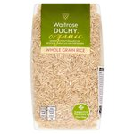 Waitrose Duchy Organic Whole Grain Rice