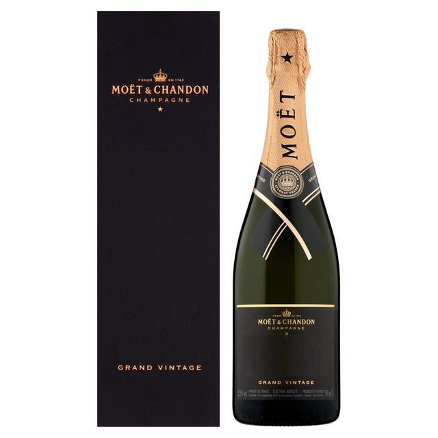 Moët & Chandon Grand Vintage Champagne Gift ...