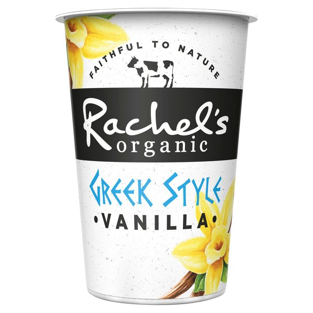 Rachel's Organic Low Fat Vanilla Yogurt