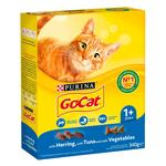 Go-Cat Complete Adult with Tuna, Herring & Vegetables