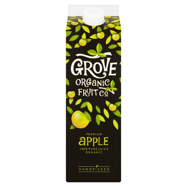 Grove Organic Fruit Co. Apple Juice