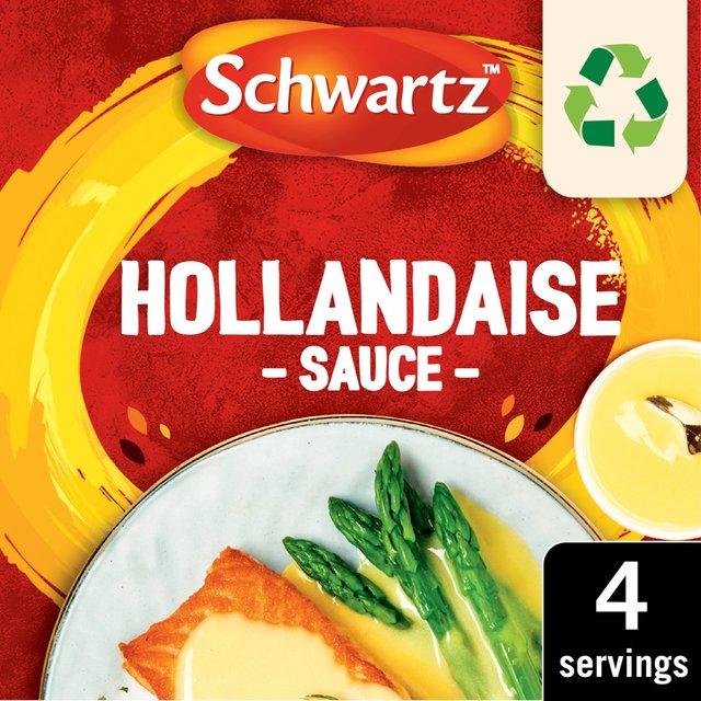 Schwartz Hollandaise Sauce Mix 25g From Ocado