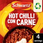 Schwartz Hot Chilli Con Carne Mix