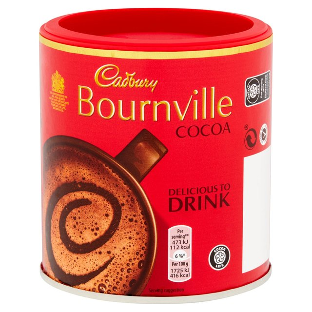 Cadbury Bournville Fairtrade Cocoa Ocado