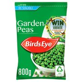 Birds Eye Garden Peas Frozen
