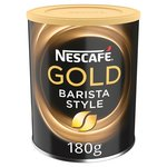 Nescafe Barista Gold Blend Style Instant Coffee