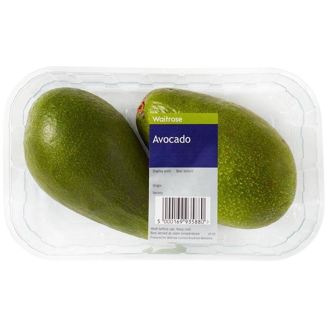 Waitrose Large Avocados