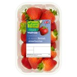 Waitrose British Sweet & Juicy Strawberries