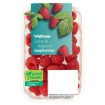 Waitrose Juicy & Fragrant Raspberries