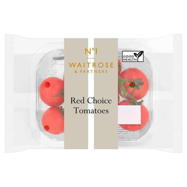 Red Choice Tomatoes Waitrose