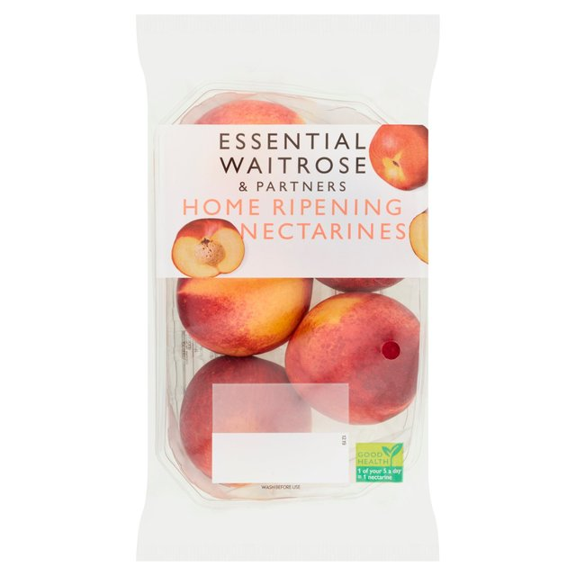 Home Ripening Nectarines essential min Waitrose