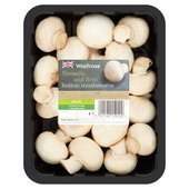 Button Mushrooms Waitrose