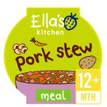 Ella's Kitchen Little Big Meal Pork & Apple Stew Stage 4