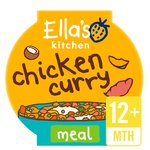 Ella's Kitchen Little Big Meal Chicken Curry Stage 4
