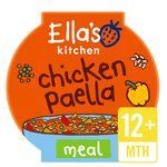 Ella's Kitchen Little Big Meal Chicken Paella Stage 4