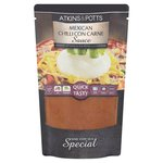 Atkins & Potts Gluten Free Chilli con Carne Sauce