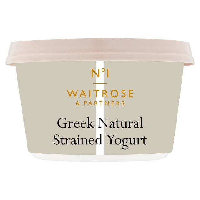 Waitrose 1 Authentic Greek Yogurt