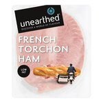 Unearthed French Torchon Ham