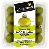 Unearthed Nocellara Olives