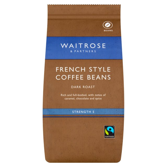 Waitrose French Coffee Beans