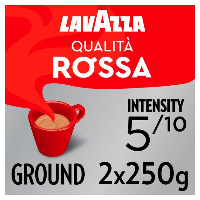 Lavazza Original Qualita Rossa Espresso Coffee