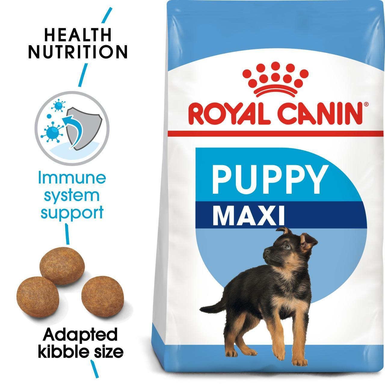 royal canin maxi junior 15kg at the online. Black Bedroom Furniture Sets. Home Design Ideas