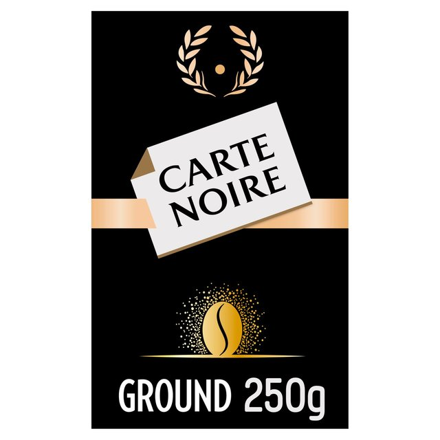 carte noire ground filter cafetiere coffee 250g from ocado. Black Bedroom Furniture Sets. Home Design Ideas