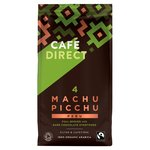 Cafedirect Fairtrade Organic Machu Picchu Peru Ground Coffee