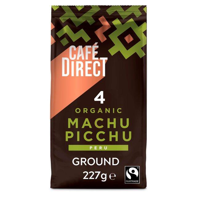 Cafedirect Machu Picchu Coffee Review