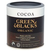 Green & Black's Fairtrade Organic Cocoa