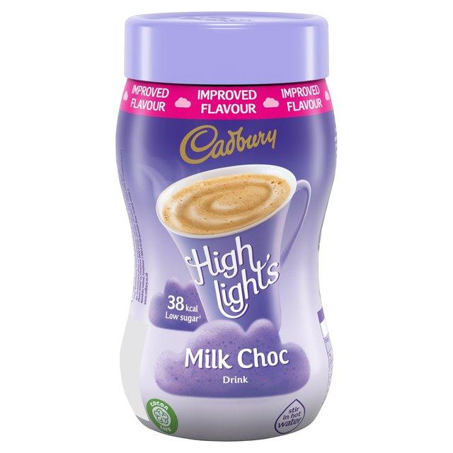 Cadbury Highlights Chocolate Drink Ocado