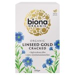 Biona Organic Cracked Linseed Gold