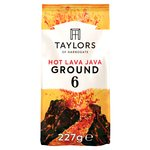 Taylors Dark Roast Hot Lava Java Ground Coffee