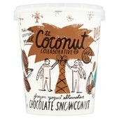 The Coconut Collaborative Chocolate Snowconut Frozen Yoghurt