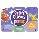 Petits Filous Banana & Strawberry Fromage Frais