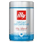 illy Decaffeinated Ground Coffee